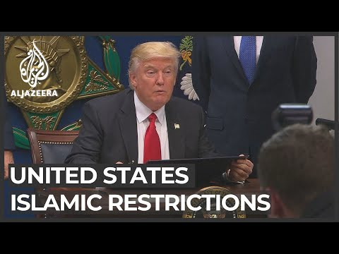 Looking back at the impact of Trump's Islamic restrictions