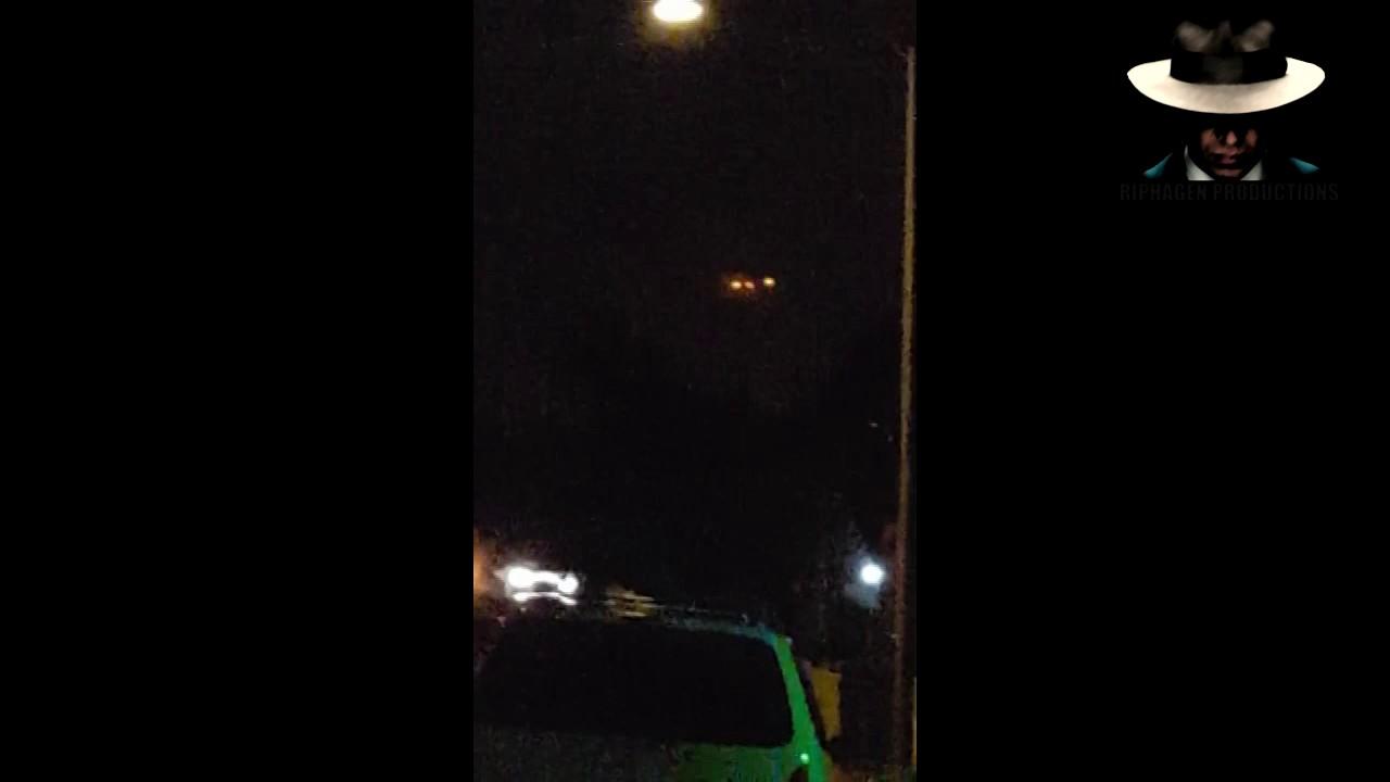 Triangle Shaped Ufo Over National City California 23 Jan 2017 Youtube