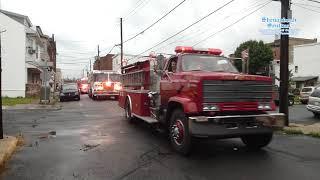 Hookies Lights & Sirens Fire Truck Parade - Shenandoah - 8/7/2020