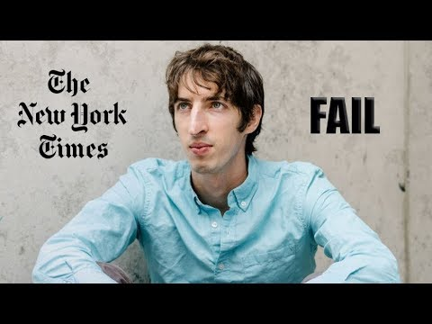 New York Times Misrepresents Gender Equality in Tech