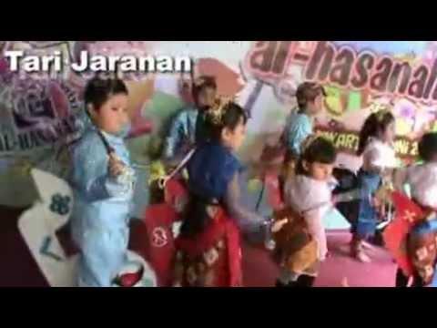 TARI JARANAN ANAK - Perpisahan & Pentas PG Al-Hasanah (Jakarta, 23 Juni 2013)