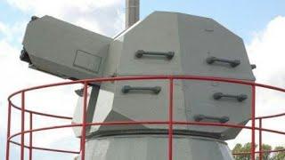 Ship gun АК630М 2  ''ДУЭТ ''   Корабельная пушка!