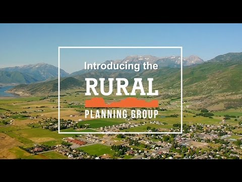 Introducing the Rural Planning Group
