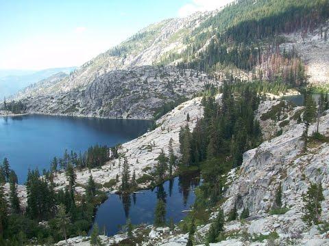 Trinity Alps: Caribou Lakes