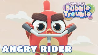 Angry Birds Bubble Trouble Ep.19   Angry Rider