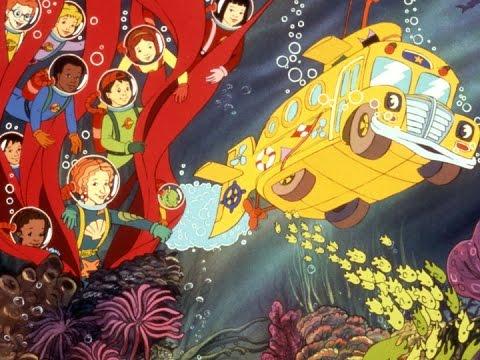 The Magic School Bus Theme