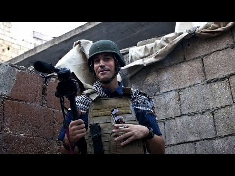 Remembering journalist James Foley
