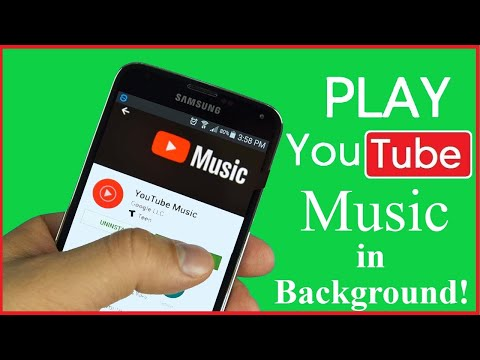 How to Play YouTube Music in Background Without Any Apps!