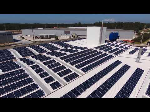 PROSOLIA ENERGY PORTUGAL - Costa Verde self-consumption installation
