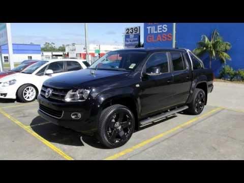 VW Amarok 20 inch custom rims KMC Rockstar Black Wheels