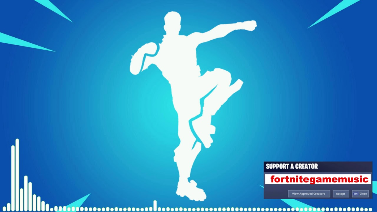 Fortnite - Work It Out - Music Emote Audio