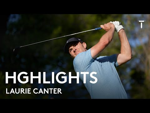 Laurie Canter | Round 2 Highlights | 2021 Estrella Damm N.A. Andalucía Masters