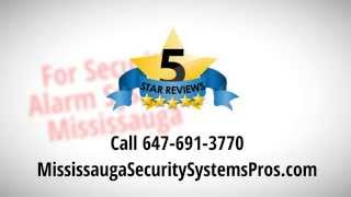 Security Alarm Systems Mississauga|Call 647-691-3770 For Security Alarm Systems in Mississauga