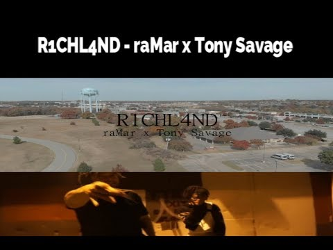 R1CHL4ND - raMar x Tony Savage prod. by Scottie Flames [OFFICIAL MUSIC VIDEO]