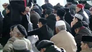 Urdu Friday khutba jumaa 13 Jan 2012, Seek Allah's forgiveness, Repent and seek His protection clip0