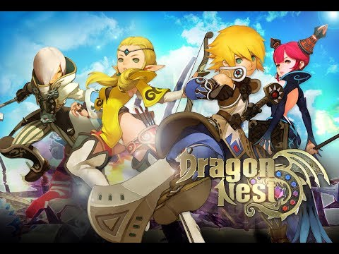 Dragon Nest Playthrough Part-1