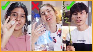 SLİME CHALLENGE EŞYA BULMA ALFABE RENK ŞEKİL DİLA KENT Video
