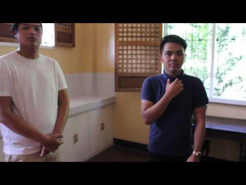 Interview with Tour Guide inside Bahay ni Quezon