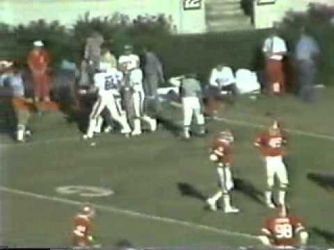 1979 Auburn vs Georgia