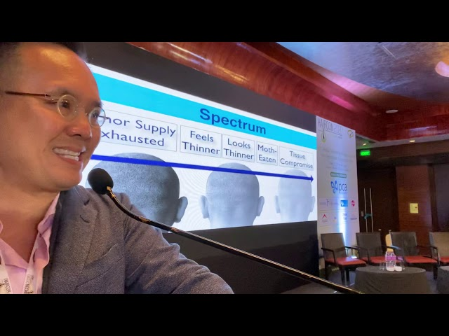 Dr. Sam Lam Lectures on the Future of FUT Hair Transplant