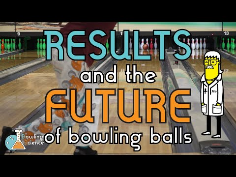 Bowling Science Episode 15: Radical RESULTS And The FUTURE Of Bowling Balls W/ MO PINEL