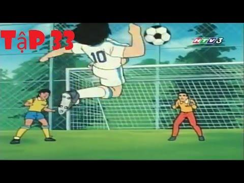 Giấc Mơ Sân Cỏ Tsubasa - tập 33: Tsubasa Không Bay Được