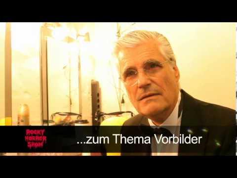 Richard O'Brien's Rocky Horror   Sky du Mont und Rob Fowler stehen Rede und Antwort in Hamburg