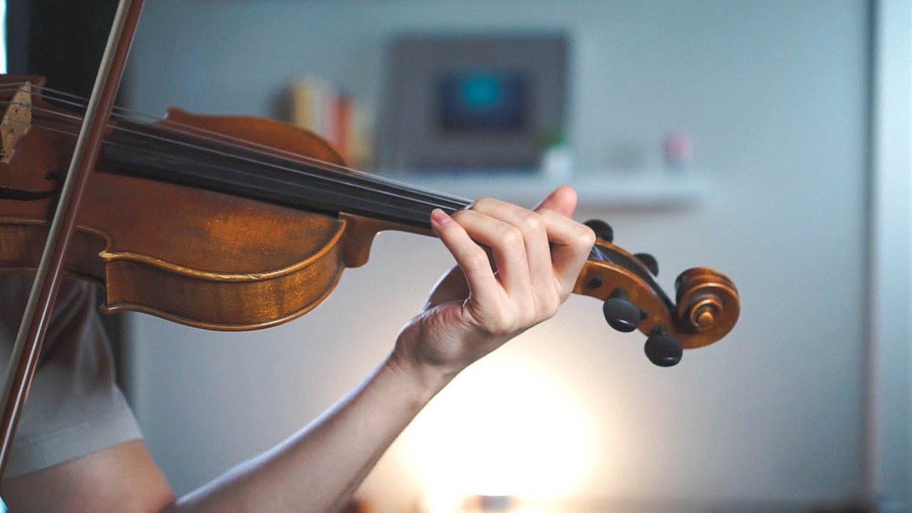 צפו | ItsAMoney בביצוע כינור חדש