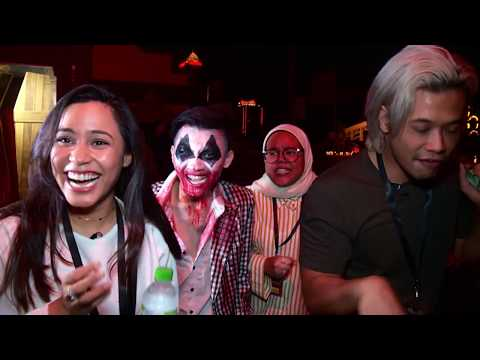 Motif Viral Xpose: Jeritan Ablasa di Nights of Fright 6
