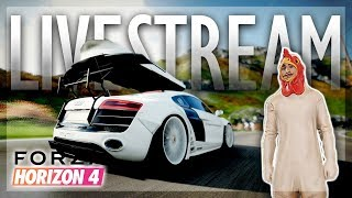 FORZA HORIZON 4 LIVE STREAM #2 (Full Game)