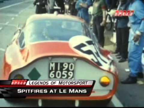 Legends Of Motorsport- Spitfires At Le Mans