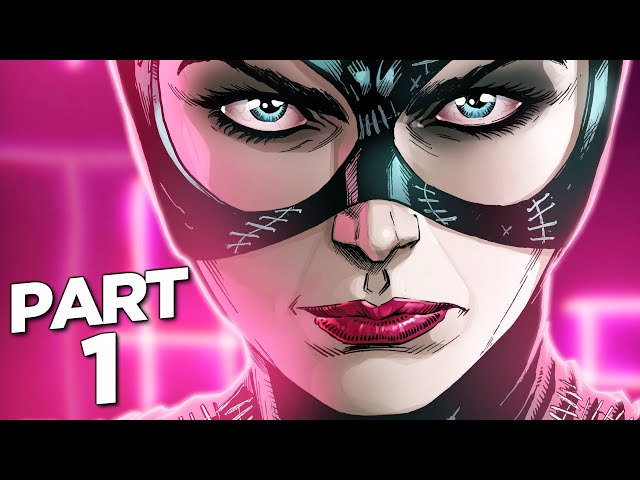 BATMAN RETURN TO ARKHAM (Arkham City) PS5 Walkthrough Gameplay Part 1 - INTRO (PlayStation 5)