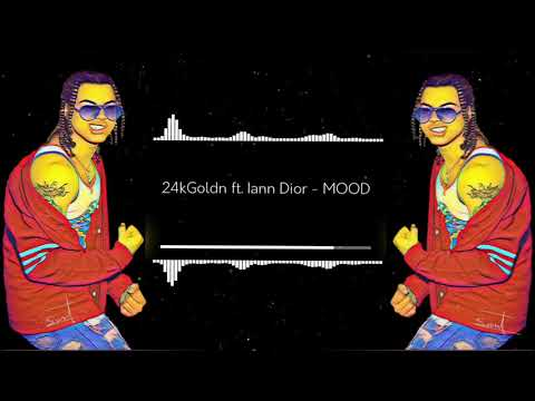 Download 24kGoldn ft. Iann Dior - MOOD 😈🤝😇 (unofficial lyrics video) unrelased