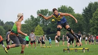 USA Spikeball Top 10 Plays of 2016