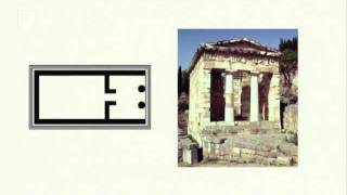Plan Drawings - The Acropolis and The Parthenon (6/6)