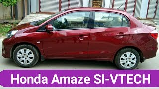 Used Honda Amaze SI-VTECH second hand car sales in Chennai/used car sales/Tamil mystery cars
