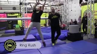 Ring Rush | Hybrid Ninja Academy | Buffalo Ninja Gym