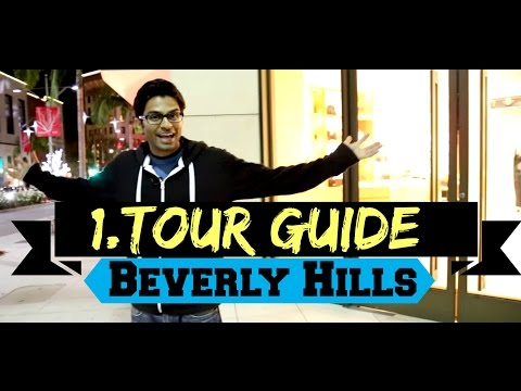 BEVERLY HILLS TOUR - Poor Man's Guide