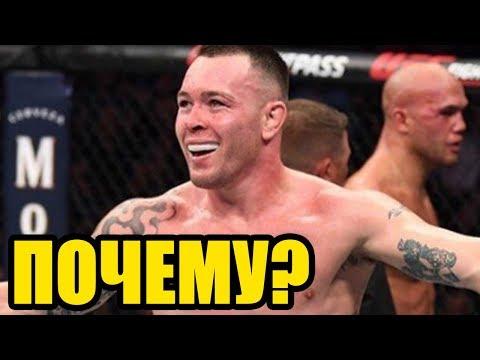 ПАРНИ УСТРОЯТ ВОЙНУ! Робби Лоулер - Колби Ковингтон / Прогноз к UFC on ESPN 5