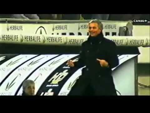 Mourinho Show Inter 2-0 Milan (24/01/10)