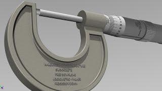 Ejercicios Micrometro 001 - aprende a usarlo