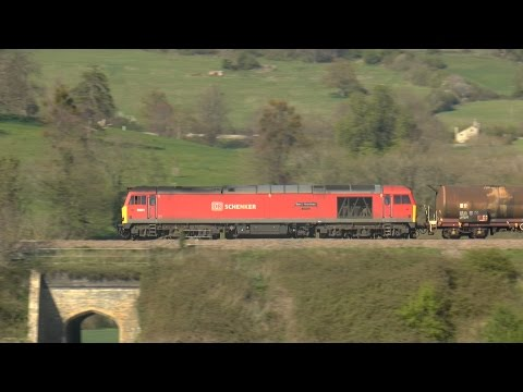 60091 Murco Tanks 6b33 @ Newton st Loe, Bath 18-04-15