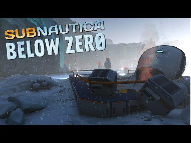Glacial Basin Base // Subnautica Below Zero [Episode 14] (Deep Dive Update)