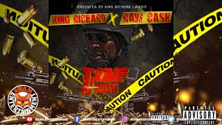 King Richard x Raw Cash - Crime Rate - March 2020