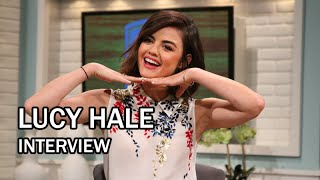 Pretty Little Liars Interview - Lucy Hale - Season 6 Spoilers