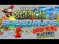 Diddy Kong Racing Speedrun - Son Of A Gl