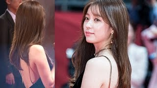 [SSTV] 한효주(HAN HYO JOO), 파격적인 섹시한 뒤태 '시선 씩쓸이' (21회 부산국제영화제)