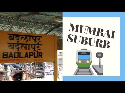 Badlapur Mumbai's Suburb