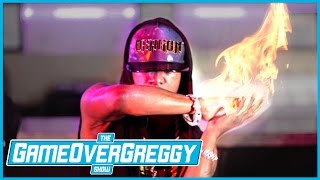 SisQo Is An Awesome Dude - The GameOverGreggy Show Ep. 173 (Pt. 2)