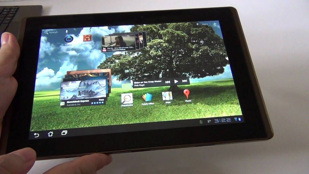 Android Android Tablet Blog